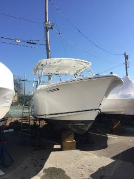 2012 Sea Hunt Escape 250