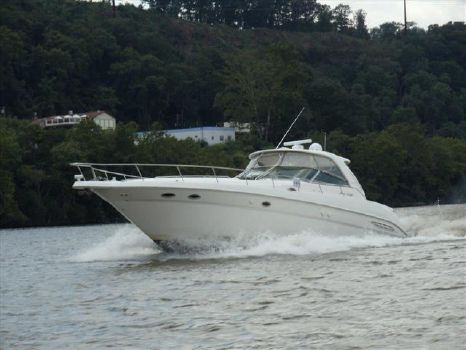 2001 Sea Ray 460 Sundancer