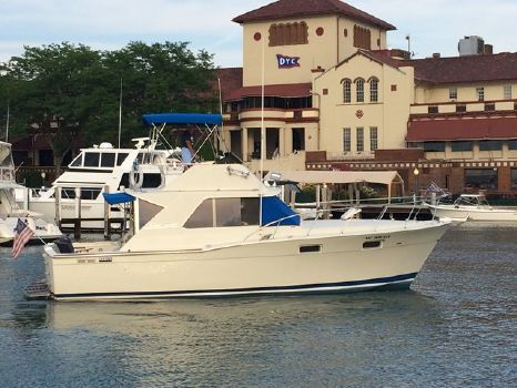 Used  Chris Craft Commander Harrison Township Mi  Boattrader Com