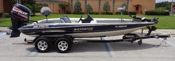 2006 Stratos 200 XL
