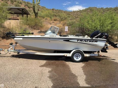 2003 Bass Tracker Tundra 18 2003 Bass Tracker Pro Tundra 18 for sale in Mesa, AZ