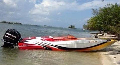 2007 Eliminator Boats 22 Daytona Profile