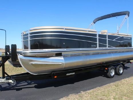 2017 Crestliner 240 Rally CWDH - 115hp CT