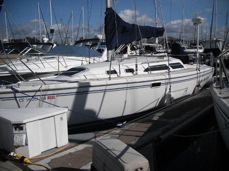 1997 Catalina 320 Port View