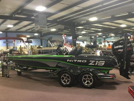 2017 Nitro Z19 Z-PRO High Performance Package