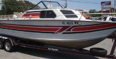 1990 Sea Nymph Stock C182 GLS22BU