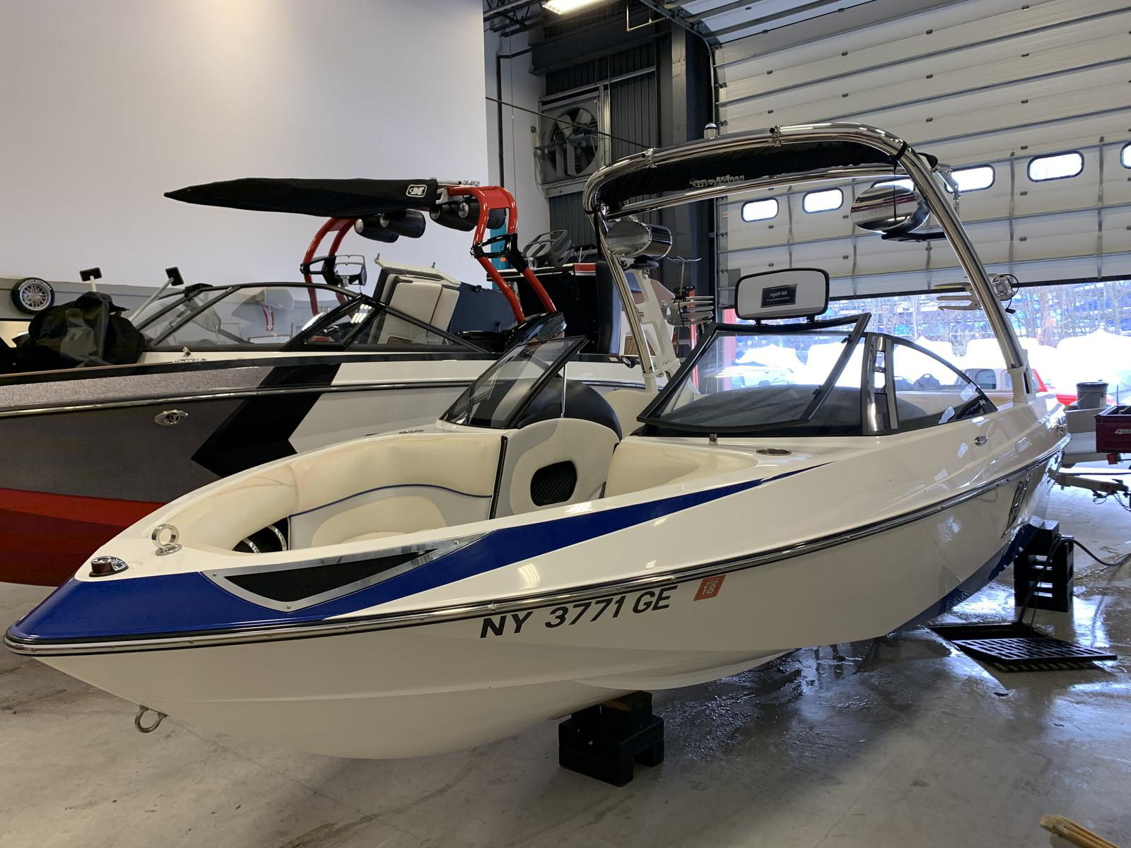 Used 2007 Nautique 220 203 775 2253 Ct