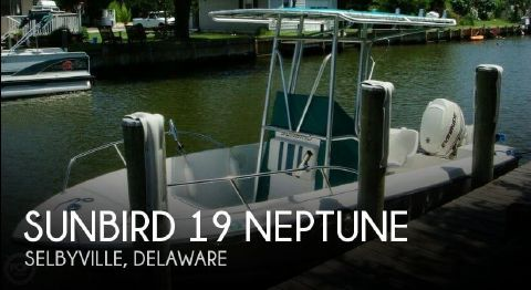 1995 Sunbird 19 Neptune