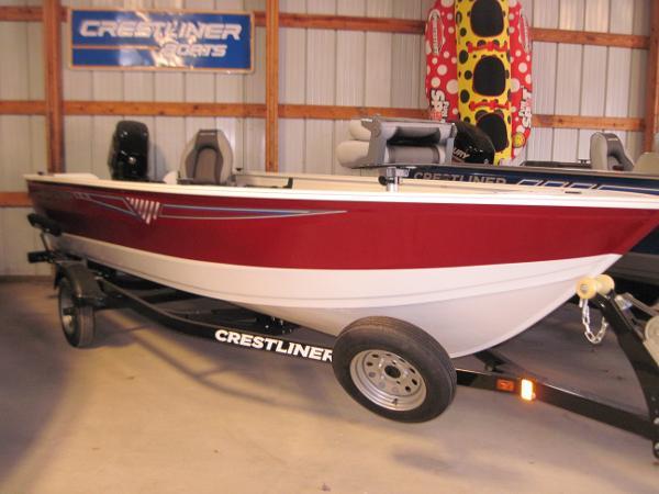 Check out this 2016 CRESTLINER DISCOVERY 1650 TILLER on Boattrader com