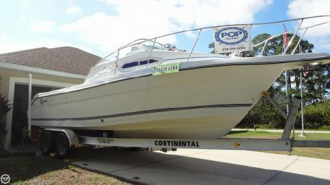 1996 Cobia Boats Carib-23 1996 Cobia Carib-23 for sale in Port Charlotte, FL