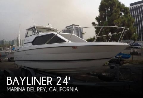 1997 Bayliner Ciera Express 2452 1997 Bayliner Ciera Express 2452 for sale in Marina Del Rey, CA