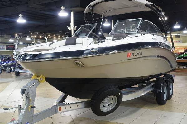 Check Out This 2013 Yamaha Boats 242 Limited S On Boattradercom