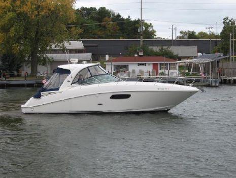 2012 Sea Ray 370 Sundancer ON THE WATER