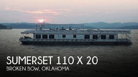 2004 Sumerset Houseboats 110 x 20 2004 Sumerset 110 x 20 for sale in Broken Bow, OK