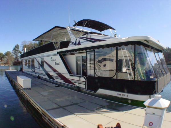 2001 sumerset 16x80 80 foot 2001 house boat in buford ga for 16x80 door