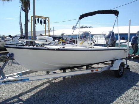 2003 Carolina Skiff SEA CHASER 180 Flats