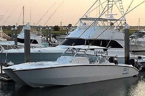 2016 Prowler 42 Catamaran