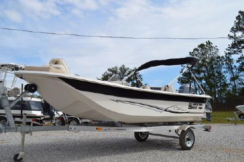 2016 Carolina Skiff 16 JVX Side Console