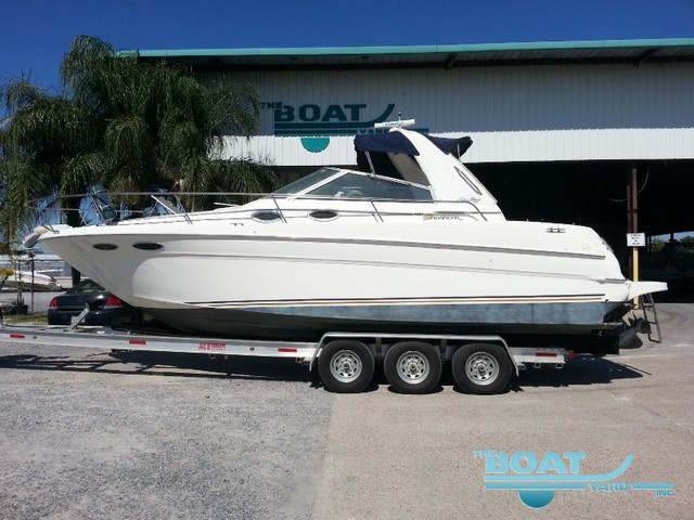 2000 Sea Ray Sundancer 290