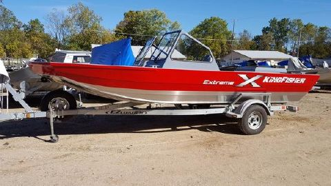 2017 Kingfisher 2175 Extreme Shallow