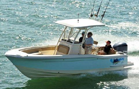 2014 Scout 245 Sportfish Manufacturer Provided Image
