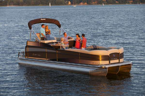 2015 PREMIER BOATS Grand View 290 Bombay Bar