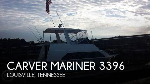 1983 Carver Mariner 3396 1983 Carver Mariner 3396 for sale in Louisville, TN