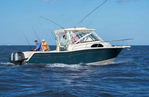 2018 Grady-White Marlin 300