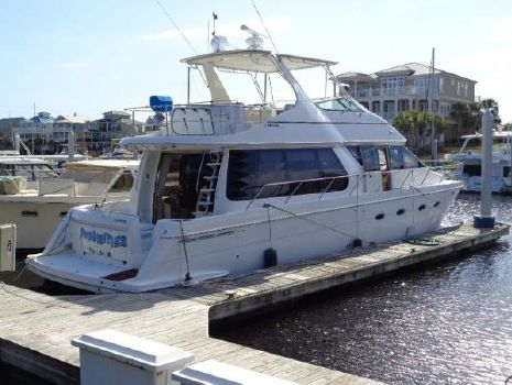 1999 Carver 530 Voyager Pilothouse