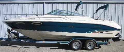1996 Sea Ray 240 Overnighter