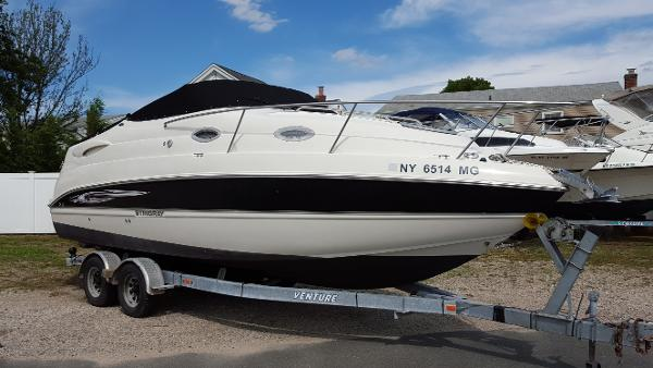 2007 Stingray 250 Cr 25 Foot 2007 Stingray Motor Boat In