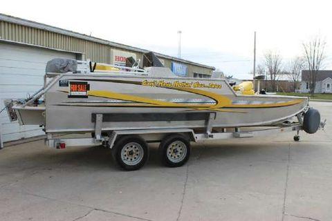 2011 AAD 20' Plate Boat