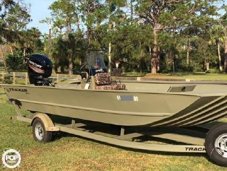 2016 Tracker GRIZZLY 2072CC 2016 Tracker Grizzly 2072CC for sale in Melbourne, FL