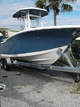 2018 TIDEWATER BOATS 232