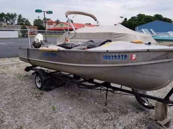 Alumacraft Boats For Sale >> Used 1949 Alumacraft Wolverine Laporte In 46350 Boat Trader