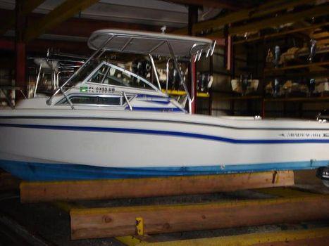 1992 Grady-White Seafarer 22