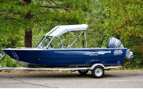 2015 River Hawk 180 Seahawk