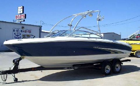 2001 Sea Ray 210 Signature
