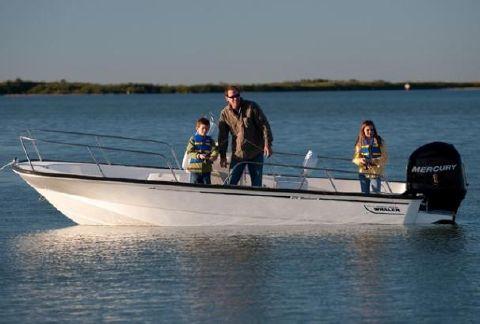 2016 Boston Whaler 170 Montauk Manufacturer Provided Image