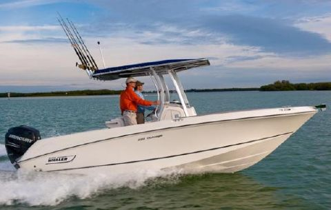 2016 Boston Whaler 220 Outrage Manufacturer Provided Image