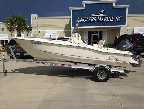 1999 Scout 175 Sport Fish