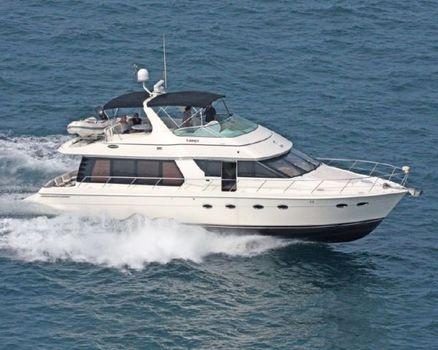 2004 Carver 57 Voyager
