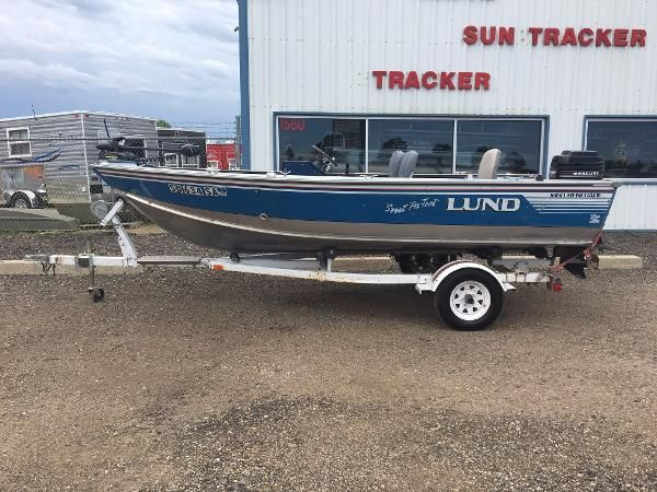 Lund aluminum new and used boats for sale for Used aluminum fishing boats on craigslist