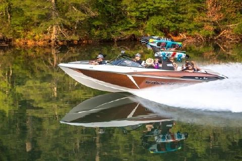 2016 Malibu Wakesetter 25 LSV with 450HP
