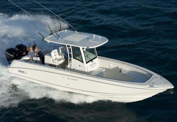 2013 Boston Whaler 320 Outrage Manufacturer Provided Image