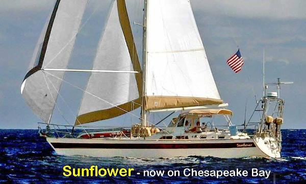 Check out this 1983 NORSEMAN 447 CC Cutter on Boattrader com