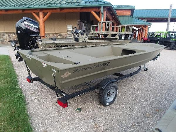 Check out this 2018 TRACKER Grizzly 1648 Jon on Boattrader com