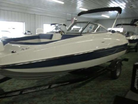 2015 Bayliner 190 Deck
