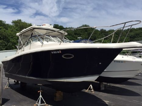 2010 SPORT CRAFT 31 Sport Fisher
