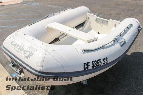1996 Caribe C-8 RIB